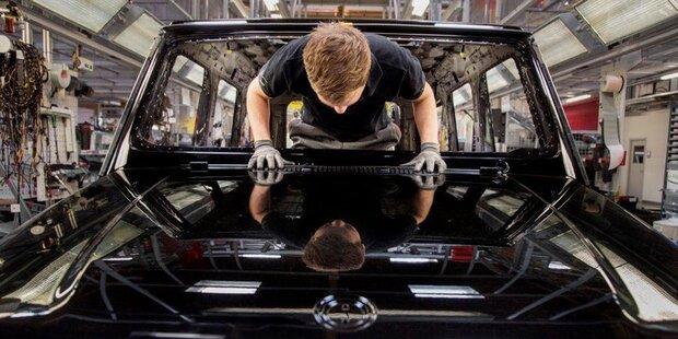 Magna hat mehr Autos in Graz gebaut
