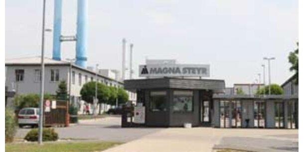Magna-Steyr streicht ab 2009 bis zu 200 Stellen