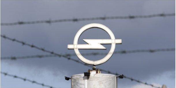 Opel-Vertrag fix am Donnerstag