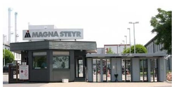 Halbe Magna-Belegschaft für Lohnkürzung