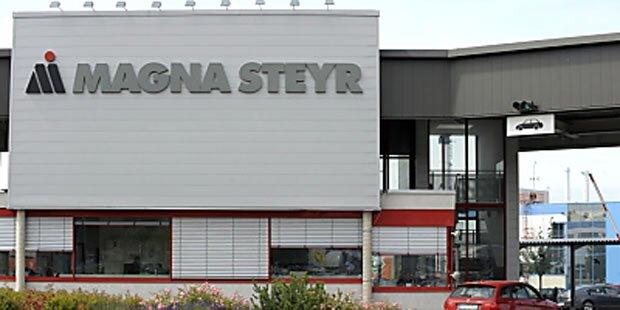 Magna Steyr soll den Abbau von 1.800 Jobs planen