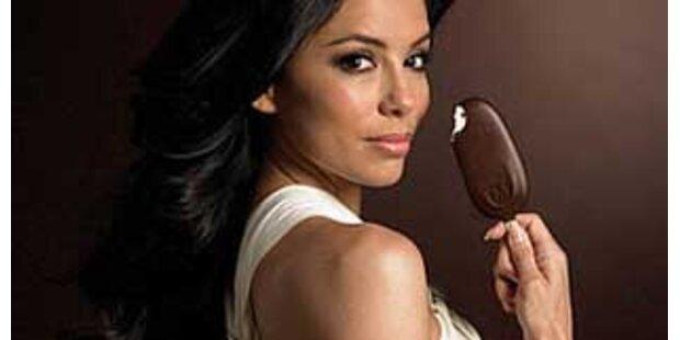 Eva Longoria wirbt für Magnum-Eis