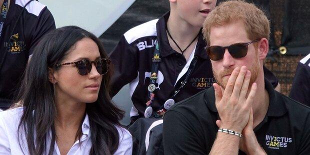 Meghan & Harry: Hochzeit verschoben