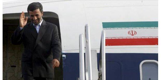 Ahmadinejad weist Obamas Kritik zurück