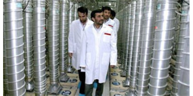 Iran will Zahl der Zentrifugen verzehnfachen