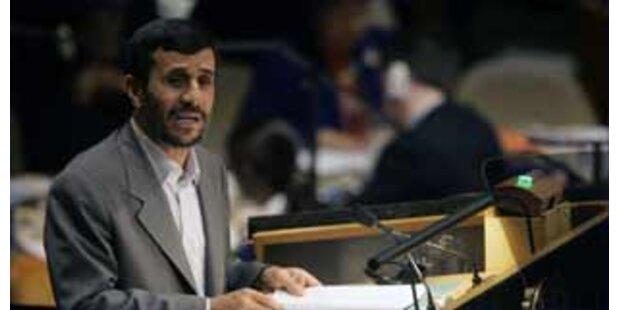 Iran lenkt überraschend im Atomstreit ein