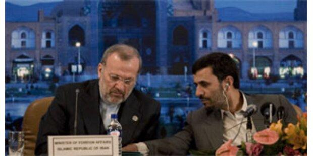 Iran zeigt sich im Atomstreit verhandlungsbereit