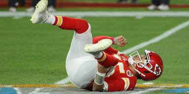 Nach Super Bowl: QB-Star Mahomes wird am Zeh operiert