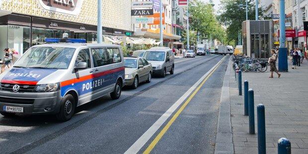 Mariahilfer Straße: Strafe rechtswidrig