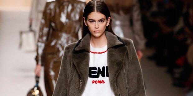 Fashion Week: Glamour bei Fendi & Prada