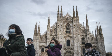 Coronavirus: Diese Regionen in Italien sind gesperrt
