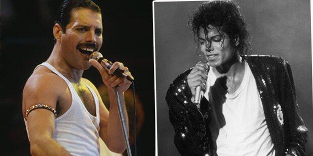 Jackson-Duett auf neuem Queen-Album