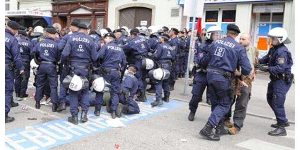 Mai-Demo in Linz: Wieder Prozess