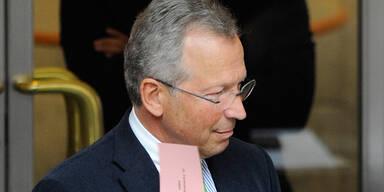 Maier-Rücktritt: Jetzt tobt Streit in ÖVP