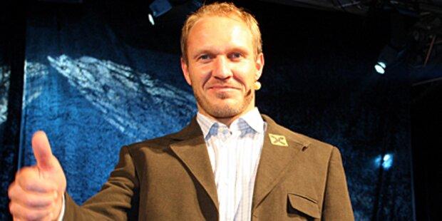 Hermann Maier spielt in Olympia-Film mit