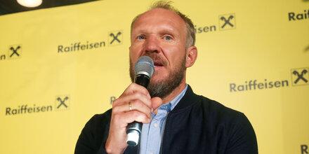 Maier 'verwundert' über Hirscher-Rücktritt