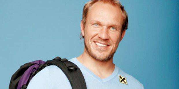 Maier trainiert für Südpol-Abenteuer
