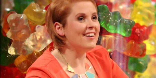 Maite Kelly fastete mit Gummibärchen