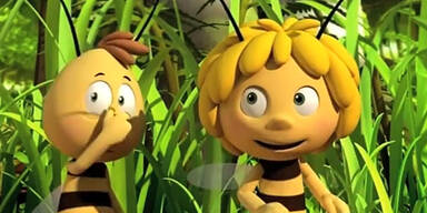 Biene Maja und Willi in 3D