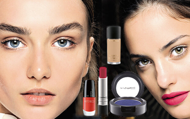 Fünf Beauty-Trends direkt vom Laufsteg