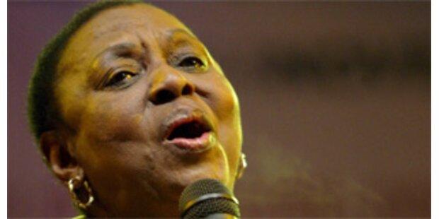 Sängerin Miriam Makeba ist tot
