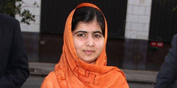 Malala mit Sacharow-Preis ausgezeichnet