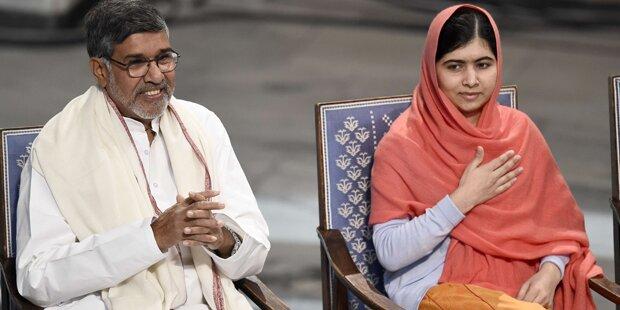Hier bekommt Malala ihren Nobelpreis