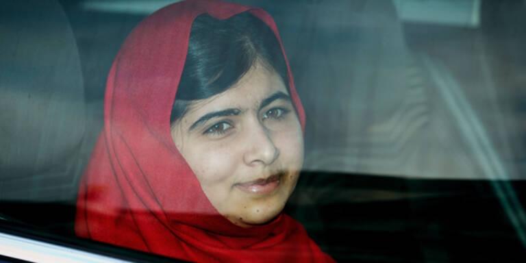 Malala wieder für Friedensnobelpreis nominiert
