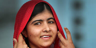 Friedensnobelpreis geht an Malala