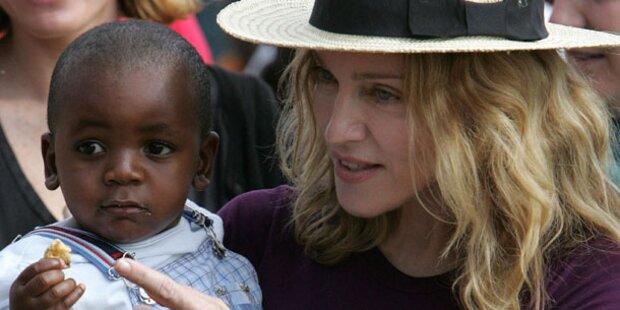 Madonna: Geheimer Malawi-Besuch