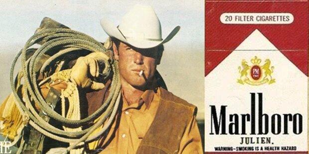 Lungenkrankheit: Marlboro-Mann ist tot