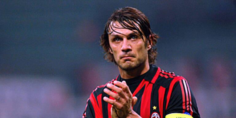 Ex-Milan-Star Maldini vor Gericht