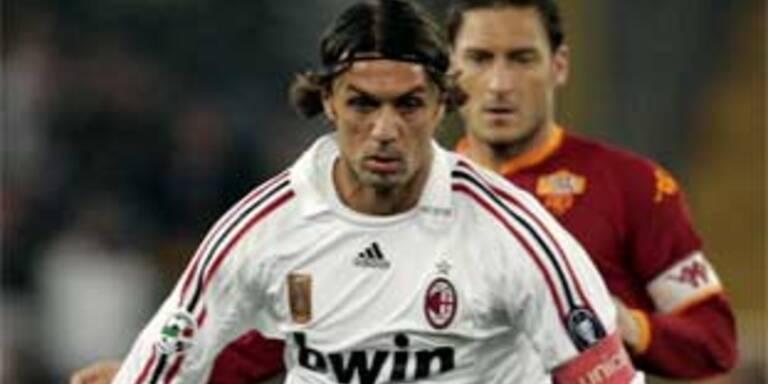40 und kein bißchen müde: Paolo Maldini