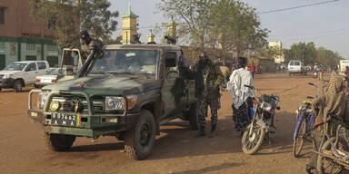 Angriff auf Hotel in Mali - Geiseln befreit
