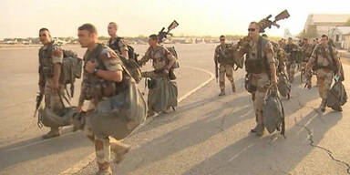 Mali Frankreich Soldaten