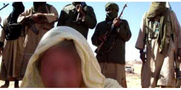 Al-Kaida zeigt Bilder der Mali-Geiseln