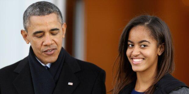 Malia Obama erobert Hollywood