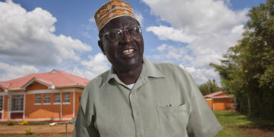 Obamas Halbbruder kandidiert in Kenia