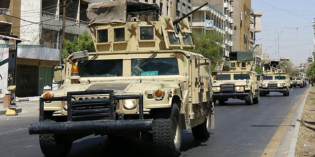 Machtkampf in Bagdad spitzt sich zu