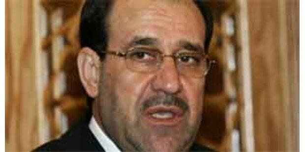US-Kritik an Iraks Regierungschef