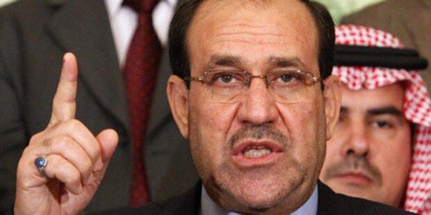 Schiiten-Koalition vor Machtübernahme