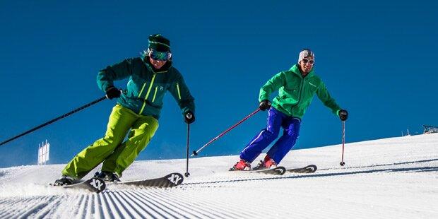 Start der Ski-Saison in Vorarlberg