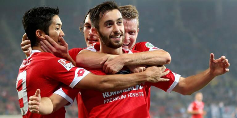 Mainz siegt dank Yunus Malli