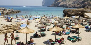 Mallorca Urlauber