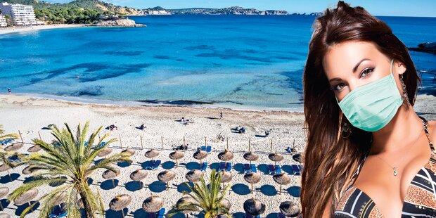 Mallorca bleibt im Sommer dicht