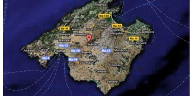 Arbeiter bei Hoteleinsturz auf Mallorca getötet