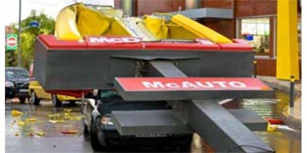 Dutzende Verletzte nach Unwetter auf Mallorca