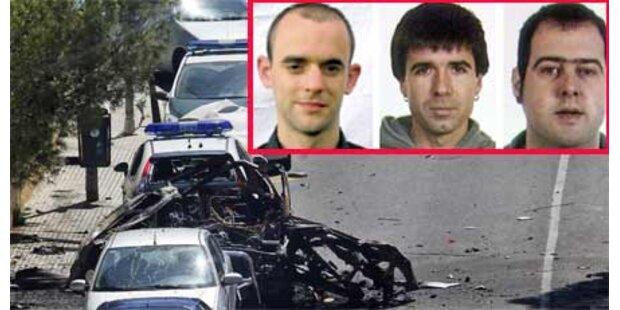 Gesuchte ETA-Terroristen festgenommen