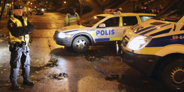 Anschlag auf Gericht in Malmö