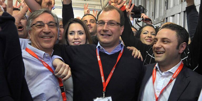 Nach 15 Jahren Machtwechsel in Malta